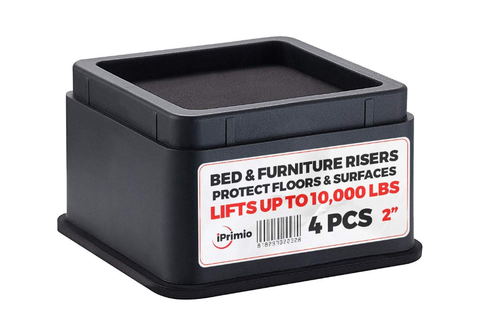 7 Best Furniture Risers for Your Bed & Other Furniture