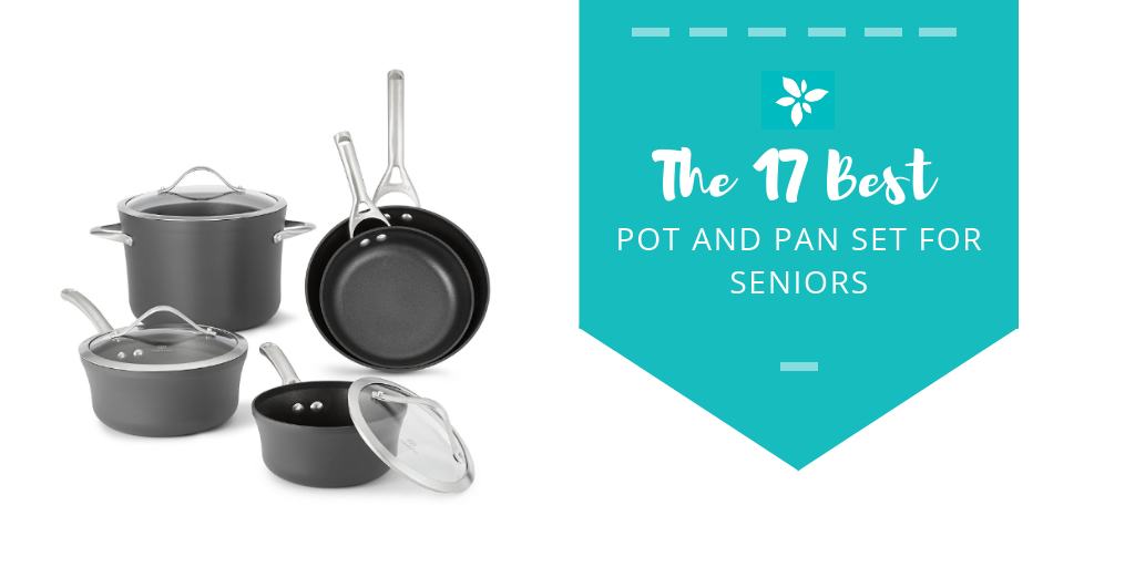 The 17 Best Pot And Pan Sets For Seniors This Caring Home