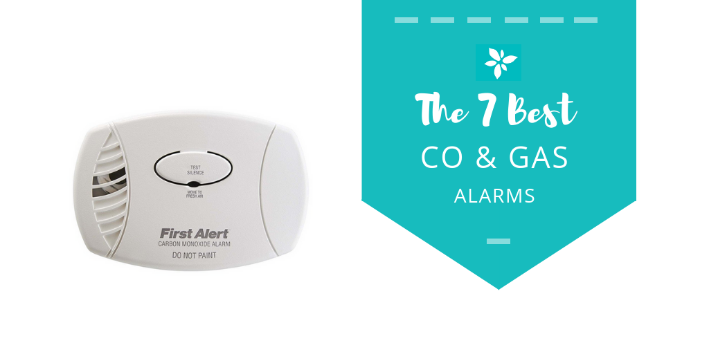 7 Best Carbon Monoxide and Gas Alarms in 2019 | This Caring Home