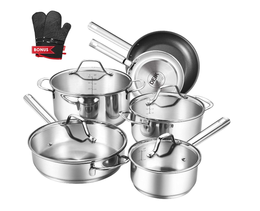 The 17 Best Pot and Pan Sets for Seniors | This Caring Home