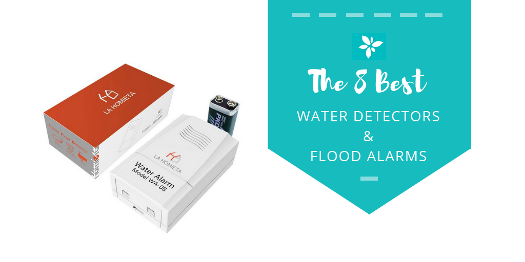 8 Best Water Detectors & Flood Alarms for 2019 | This Caring Home